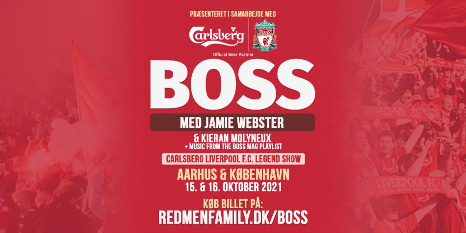 BOSS Tour Denmark 2021