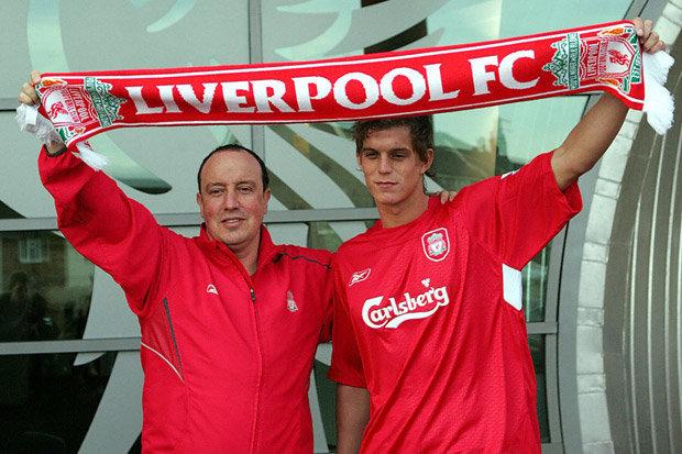 Liverpool FCs historie af Redmen Family